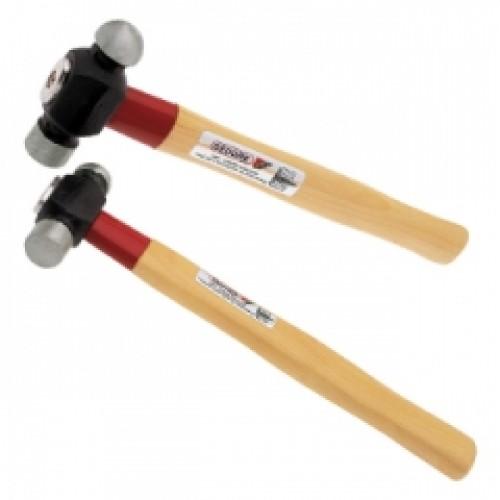 Martelo Tipo Bola (com cabo em madeira)