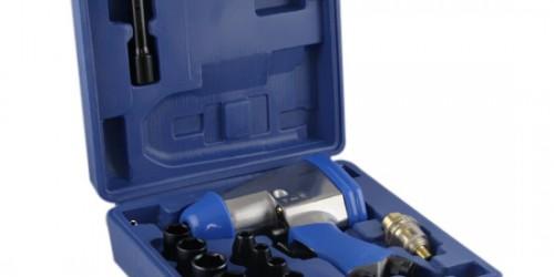 Vantagens de usar ferramentas pneumáticas.
